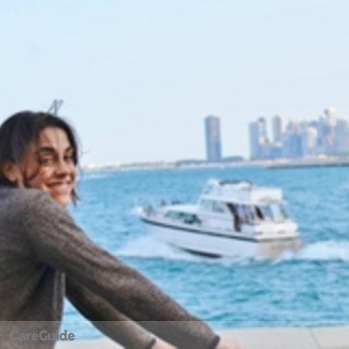 Canadian Nanny Provider Zoe Blackbourn's Profile Picture