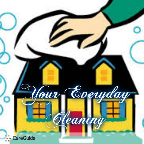 Housekeeper Provider Your Everyday Cleaning Services's Profile Picture