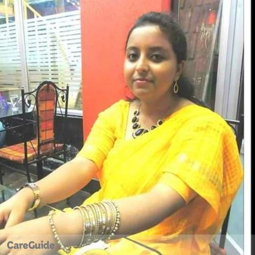 Housekeeper Provider Sayani M's Profile Picture