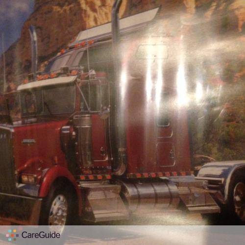 Truck Driver Job Leonardo C's Profile Picture