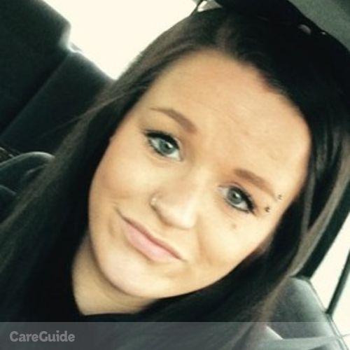 Canadian Nanny Provider Miranda J's Profile Picture