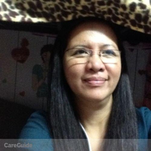 Canadian Nanny Provider Maricar Janette Cena's Profile Picture
