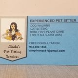 Experienced Pet Sitter- Great References