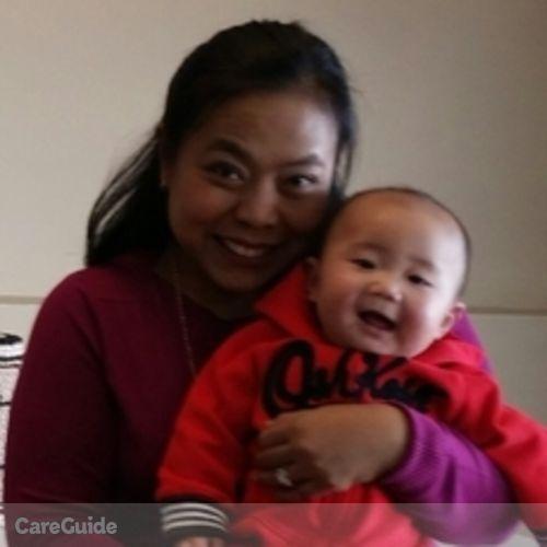 Canadian Nanny Provider Maria Muryanti's Profile Picture