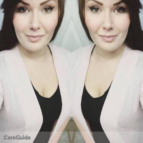 Canadian Nanny Provider Paige Nicole's Profile Picture