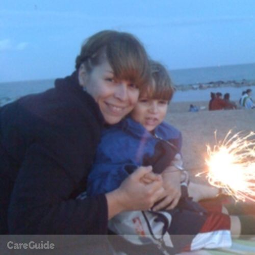 Canadian Nanny Provider Sarah M's Profile Picture