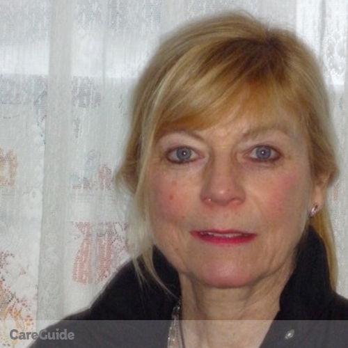 Canadian Nanny Provider Blanche B.'s Profile Picture