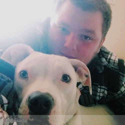 Pet Care Provider Chris Ellis's Profile Picture