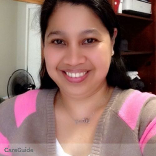 Canadian Nanny Provider Rosario Beverly Mabaquiao's Profile Picture