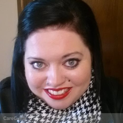 Canadian Nanny Provider Jessica Hardy's Profile Picture