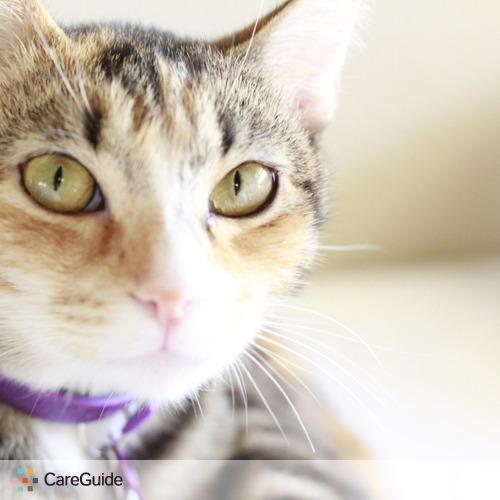 Pet Care Job Chiara F's Profile Picture