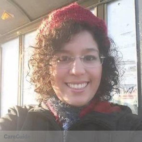 Canadian Nanny Provider Barbara Moreira's Profile Picture