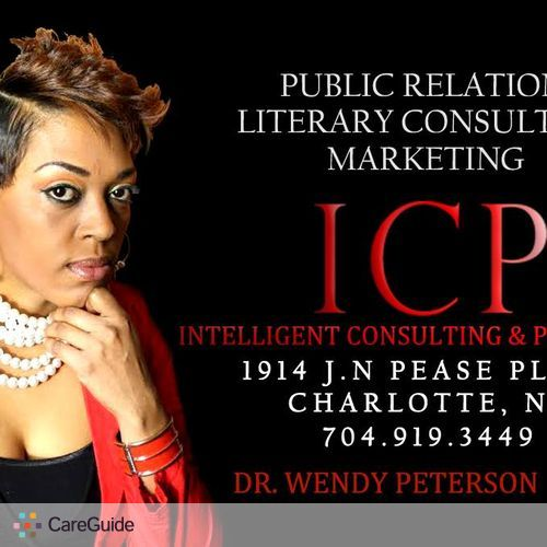 Writer Provider Wendy P's Profile Picture