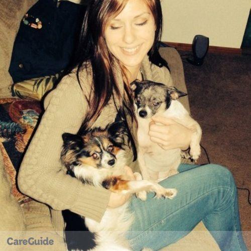 Pet Care Provider Ashley Ross's Profile Picture