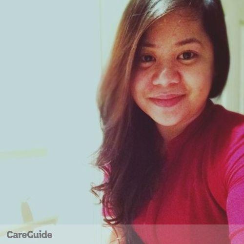 Child Care Provider Ruth Marsielle B's Profile Picture