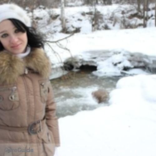 Canadian Nanny Provider Viktoria Simonova's Profile Picture