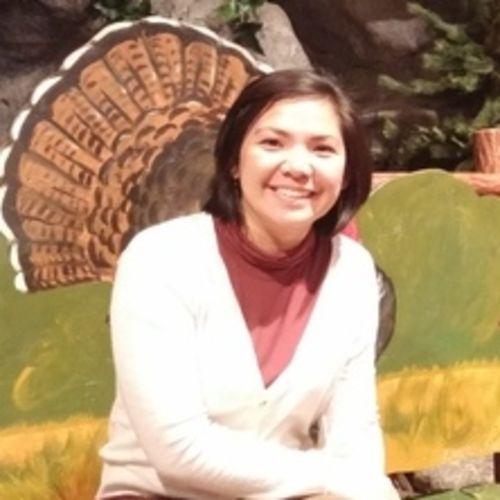Canadian Nanny Provider Crista Nicolas's Profile Picture