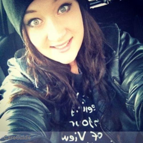 Canadian Nanny Provider Chloe Hafner's Profile Picture
