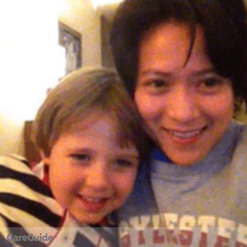 Canadian Nanny Provider Maria Teresa Manatad's Profile Picture