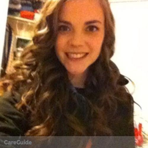Canadian Nanny Provider Olivia Richmond's Profile Picture