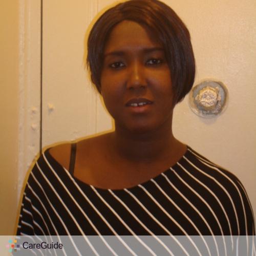 Child Care Provider fatoumata s's Profile Picture