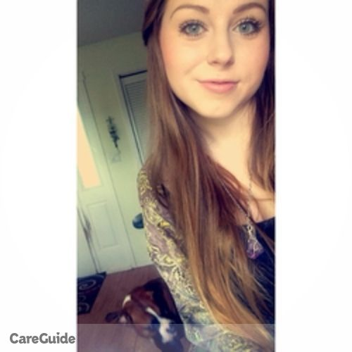 Canadian Nanny Provider Lexi B's Profile Picture