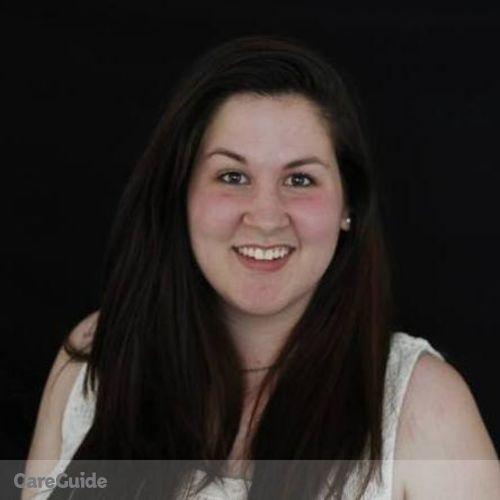 Canadian Nanny Provider Tori Sacrey's Profile Picture
