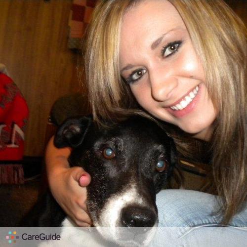 Pet Care Provider Jordan Harm's Profile Picture