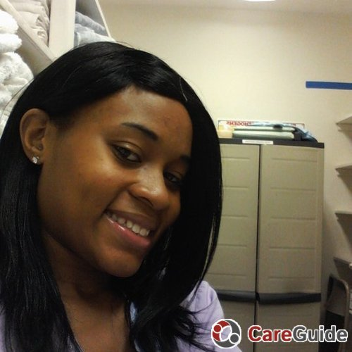 23 year old female Certified Nurse Assistant