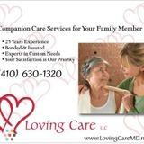 Elder Care Provider in Baltimore