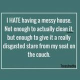 House/room cleaning.