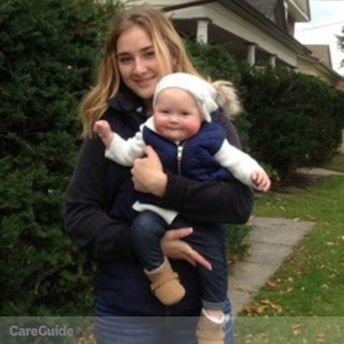 Canadian Nanny Provider Cheyenne Papania's Profile Picture