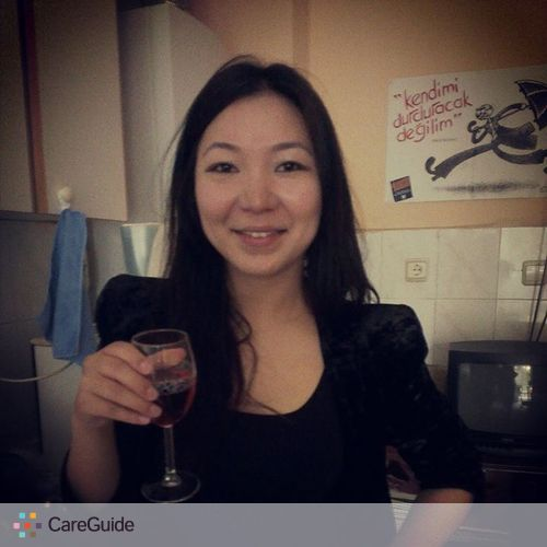 Tutor Provider Adrianna K's Profile Picture