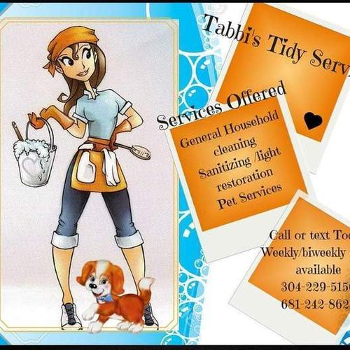 Housekeeper Provider Tabbi W's Profile Picture