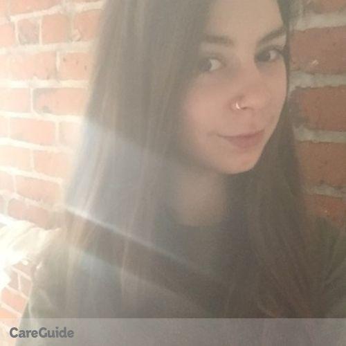 Canadian Nanny Provider Sera Hooper's Profile Picture