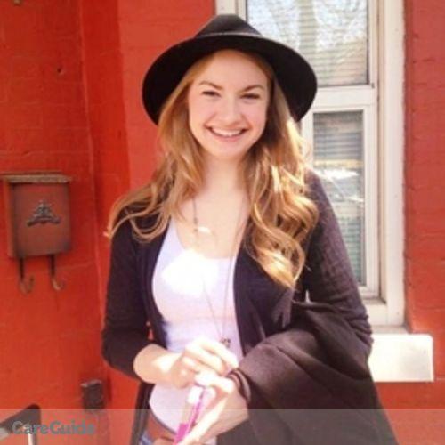 Canadian Nanny Provider Deni Verklan's Profile Picture