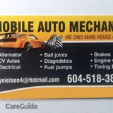 "Ray"" Professional Mobile Auto Mechanic - Vancouver - to - Chilliwack - 7 days/week -"