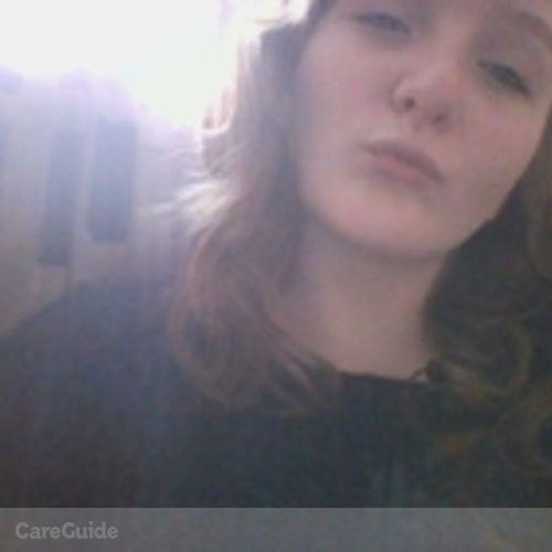 Canadian Nanny Provider Danika Pinard's Profile Picture