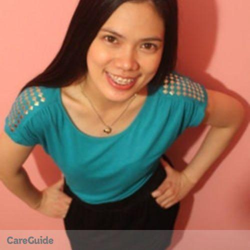 Canadian Nanny Provider Lucille Mae B's Profile Picture
