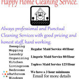 House Cleaning Company in Phillips Ranch