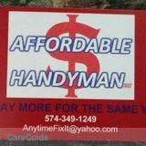 Affordable Handyman 101, LLC. Residential and commercial repairs. Why pay more for the same work?