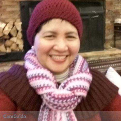 Canadian Nanny Provider Zenaida Deguzman's Profile Picture
