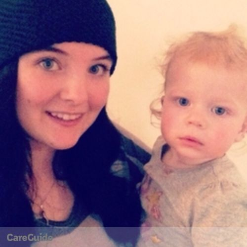 Canadian Nanny Provider Brooke Hartskamp's Profile Picture