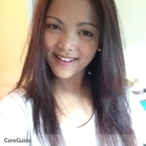 Canadian Nanny Provider Danielle Dela Cruz's Profile Picture