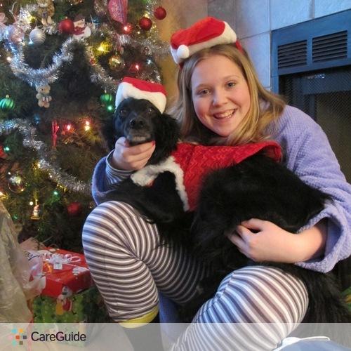 Pet Care Provider Delaney Atkinson's Profile Picture