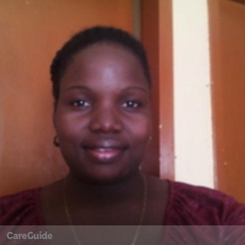 Canadian Nanny Provider Tana Murima's Profile Picture