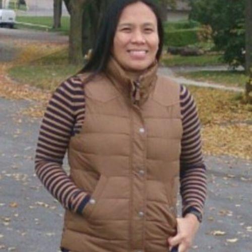 Canadian Nanny Provider Annie Aranas's Profile Picture