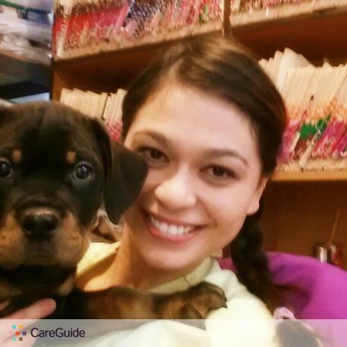 Pet Care Provider Charlene Castillo's Profile Picture
