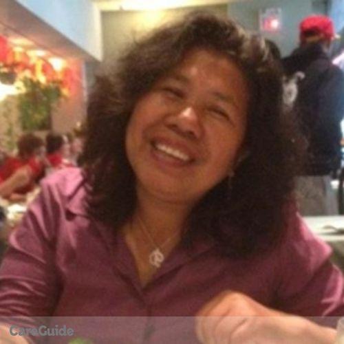 Canadian Nanny Provider Digna Luna's Profile Picture