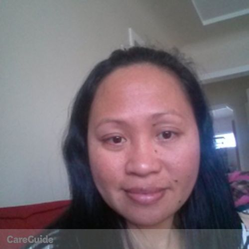 Canadian Nanny Provider Arlene Dugoy's Profile Picture